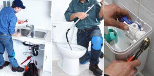 canalisations bouchées - dépannages d'urgence plomberie
