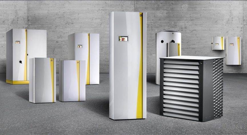 chauffagiste - installation de chauffe d'eau - chauffe-eau